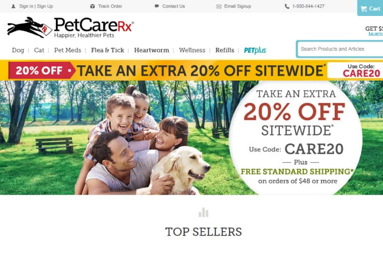 PetCareRx Review: Honest Review on the Pet Med Website